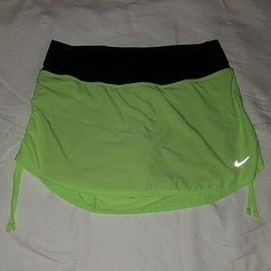 Nike Dri-fit running tennis skirt